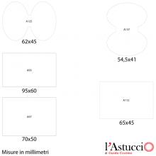 Etichette in pvc superiore a 25 cmq