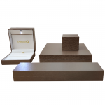 Scatole per gioielli con led luminosi | L'Astuccio di Guida Cosimo
